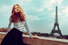 striped in paris #DIY #FASHION