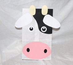 Farm Barnyard Animal Party Favors Kids by CherishedBlessings