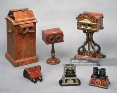 Charles Wheatstone demonstrated his stereoscope to the Royal Society in 1838 in order to create an apparently three-dimensional image to demonstrate binocular vision. Although Wheatstone�s invention was intended to be an experimental demonstration apparatus, stereoscopes became popular scientific toys. In the early 1840s, after the invention of photography, some of the foremost early photographers such as W H Fox Talbot and Roger Fenton began producing calotypes specifically for use in…