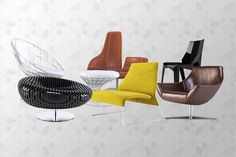 Free 3d models – Armchairs v2 - Viz-People
