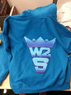W2S sweatshirt... Mom, I love you. If you find this you are one amazing person (;