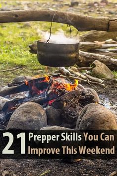 Suburban Steader wrote a great article about the many skills preppers should practice on a regular basis. When the SHTF there won't be time for practice.