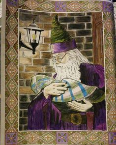 78 Best Harry Potter Coloring Book Inspiration images | Books ...