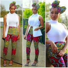 women trousers african clothing design