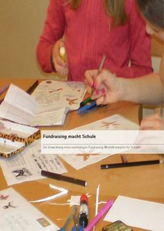 Der Aufbau von nachhaltigem Fundraising an Schulen - meine Abschlussarbeit an der Fundraising Akademie Fundraising, Plastic Cutting Board, Finals, Schools, Fundraisers