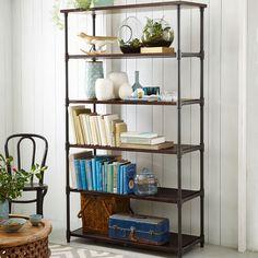 Pipe Bookcase - Wide  |  west elm Australia