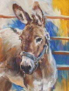 Blue Collar Donkey - Debbie anderson