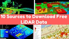 10 Sources to Download Free LiDAR Data LIDAR, an acronym for Light Detection and Ranging, is a remote sensing method that uses light in the form of a pulsed laser to measure ranges (variable distances) to the Earth. These light pulses measure and give accurate three- dimensional imaging of the eart