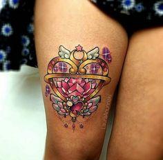 : Tattoo Inspo for 'Sailor Moon' Lovers | Obsev