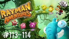 rayman adventures walkthrough android (adventures 113-114)