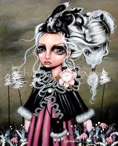 """Angora"" by Angelina Wrona"