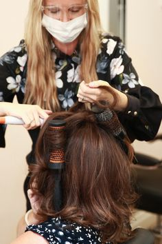 Our skilled technicians will custom-fit your completely individual system, our stylists will help make sure you leave our salon looking great and feeling happy and confident again. Why not find out more about our online consultations by calling 0800 065 4501 #femalehairloss #hairsystem #hairlosssolution