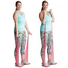 Marianne Heikkilä vahvistaa yläkroppaa kuminauhajumpalla | Hyvä Terveys At Home Workouts, Feel Good, Capri Pants, Health Fitness, Pajama Pants, Pajamas, Exercise, Sports, Healthy