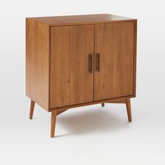Mid-Century Bar Cabinet - Small #westelm