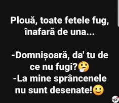 Ce se întâmplă când plouă - Viral Pe Internet Funny Texts, Funny Jokes, Funny Moments, Cringe, The Funny, Haha, Funny Pictures, Entertaining, Humor