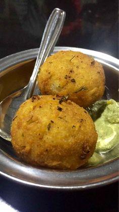 Bhakti Diaries : Winter weekend comfort food - corn pattice