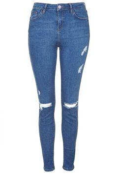 e42df6392c17 TALL MOTO Blue Rip Jamie Jeans
