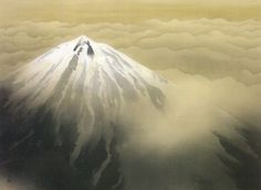 Mt. Fuji (1941) / Yokoyama Taikan ( Japanese painter, active 1868 - 1958)