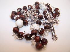 Unbreakable Chaplet Of The Five Wounds by robertd5198 on Etsy, $225.00