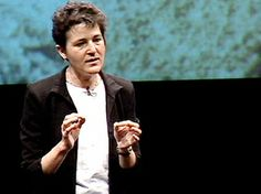 Ant colonies as inspiration for the organisation of a multi national corporation.  Deborah Gordon: The emergent genius of ant colonies | Video on TED.com