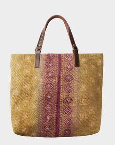 Gorgeous Indian Kantha bag from Toast Borse Artigianali 9b04a5cdc3be
