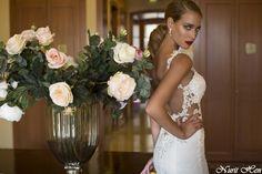 Nurit Hen wedding gown. Elad@nurit-hen.co.il +972-3-9414166/+972-50-8712356 www.nurit-hen.co.il #wedding #fashion #weddinggown #weddinginspiration #nurithen #gown #dress #weddingdress