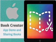Learn how to use one of the BEST iPad apps, the app Book Creator, to make simple books to share with students. You can also have students make books to share with you! This app is easy to use and the finished media-rich books created are excellent! Book Creator, The Creator, Teaching Materials, Teaching Resources, Classroom Resources, Teaching Ideas, Ipad Apps, Good Books, Amazing Books