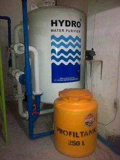 Filter Air Industri tipe STN 12 Hydro telah terpasang di PT Tata Logam Lestari, JL. arjuna Selatan Jakarta Barat. Dengan kapasitas menyaring yang besar alat penjernih air HYDRO STN 12 mampu menghasilkan air bersih sekitar 12m3 per jam ke seluruh gedung, karena memang di pasang di central penampungan awal yang kemudian di distribusikan ke seluruh kran yang ada dalam gedung.  Sumber air yang digunakan adalah air tanah. Ikuti Kami di https://plus.google.com/u/0/
