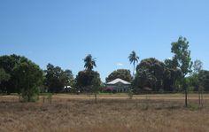 Dunbar Station, a classic Queenslander. Burke Developmental Road Channel Country Queensland