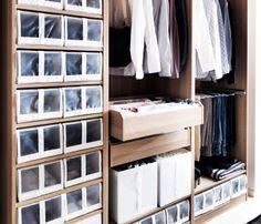 Almacenaje pequeño - Cajas y cestos y más - IKEA