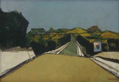 Willem Oepts - Route National (Frejus) (1960)
