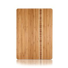 100% Natural Bamboo Chopping Cutting Board with Decorative Stripe