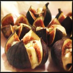 Gorgonzolla figs