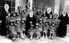 Collegio femminile dalle Suore del Preziosissimo Sangue 1947 (Pesaro)