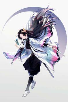 Demon Slayer: Kimetsu no Yaiba, tabi socks, Demon Slayer bookmarks / かなえ - pixiv Anime Neko, Chica Anime Manga, Kawaii Anime Girl, Otaku Anime, Fan Art Anime, Anime Art Girl, Manga Art, Anime Girls, Anime Angel