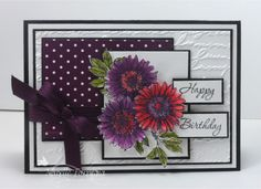 Birthday...could also change wording and make it into sympathy card