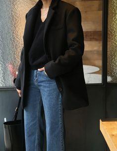 Johanna P. Denim outfit