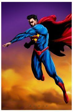Superman - Damon Bowie