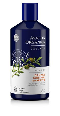 A carefully balanced blend of organic argan and avocado oils, calendula extract and quinoa protein work in harmony to:Penetrate and renourish the hair shaftSeal in replenishing moisture and radiant shineProtect hair from h Organic Argan Oil, Organic Shampoo, Natural Shampoo, Natural Haircare, Natural Products, Hair Products, Beauty Products, Thickening Shampoo For Men, Mens Shampoo