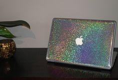 Glitter Macbook Skin