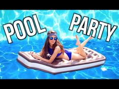 4 Amazing Ideas for Teens Pool Party – Pouted Online Lifestyle Magazine