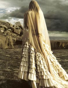 Rosie Huntington-Whitley by Michelangelo di Battista | Storm Bringer Harpers & Queen, September 2005