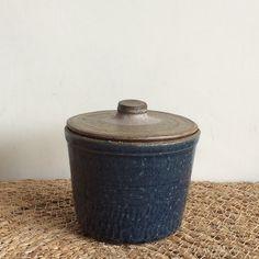 black mountain / box / pottery / ceramics