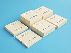 Daisy London on Behance in Branding
