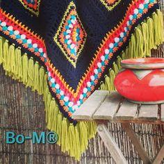 Bo-M: Poncho Étnico