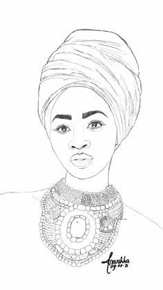 Phase 1_ HB pencil: African woman❤ Under construction #africanwoman #afropolitan #africanwax #africaine #africanwomen #waxprint #blackwoman #africanwear #africafashion #dutchwax #africanfashion #vlisco #westafrica #ankarafashion #africanbeauty #sketch #art #draw #illustration #beautiful #pencil #pencil #artsy #sketchbook #paper #artist #tagsforlikes #creative #hb #instagood