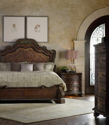 Bedroom Sets Tulsa heritage court 4-pc. king bedroom set | bedroom sets | raymour and