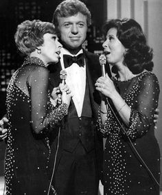 Carol Burnett Show 1967 - 1978, with Steve Lawrence and Eydie Gorme.