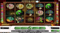 Mystery At The Mansion™ es un juego de máquina tragamonedas de 5 tambores y 25 líneas creadas por NetEnt. Jugar gratis en TragamonedasX.com: http://tragamonedasx.com/juegos-gratis/mystery-mansion/