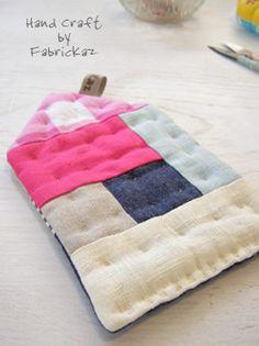 handmade*zakka   fabrickaz+idees - til å sette gryter på?